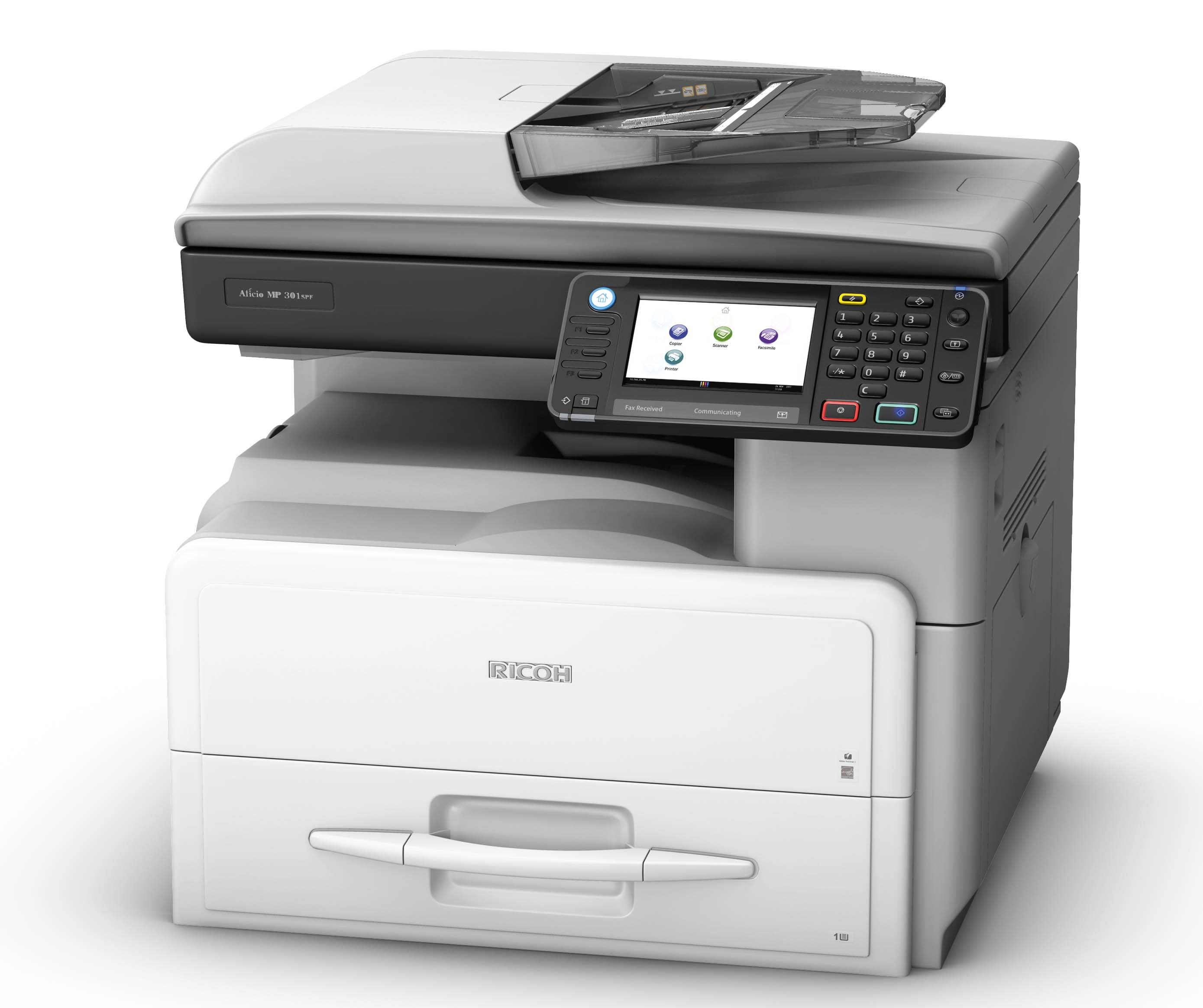 Ricoh Aficio MP 301SPF Multifunction Copier