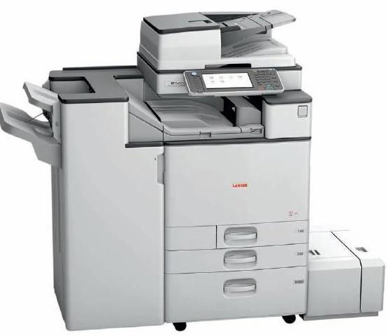 Ricoh Aficio MP C4503 Multifunction Color Copier