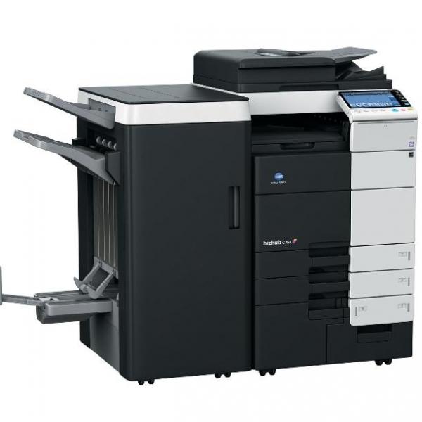 Konica Minolta Bizhub C754e Printer PS Drivers for PC