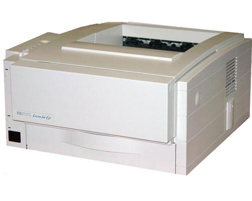 hp laserjet 6p monochrome laser printer reconditioned. Black Bedroom Furniture Sets. Home Design Ideas