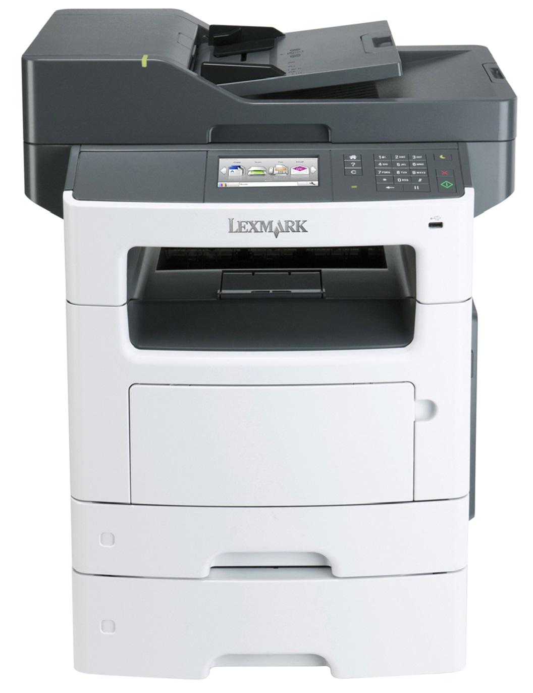 Lexmark Mx511dte Multifunction Printer Copyfaxes