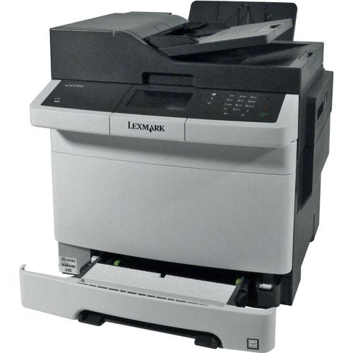 Lexmark CX410DE Multifunction Color Printer