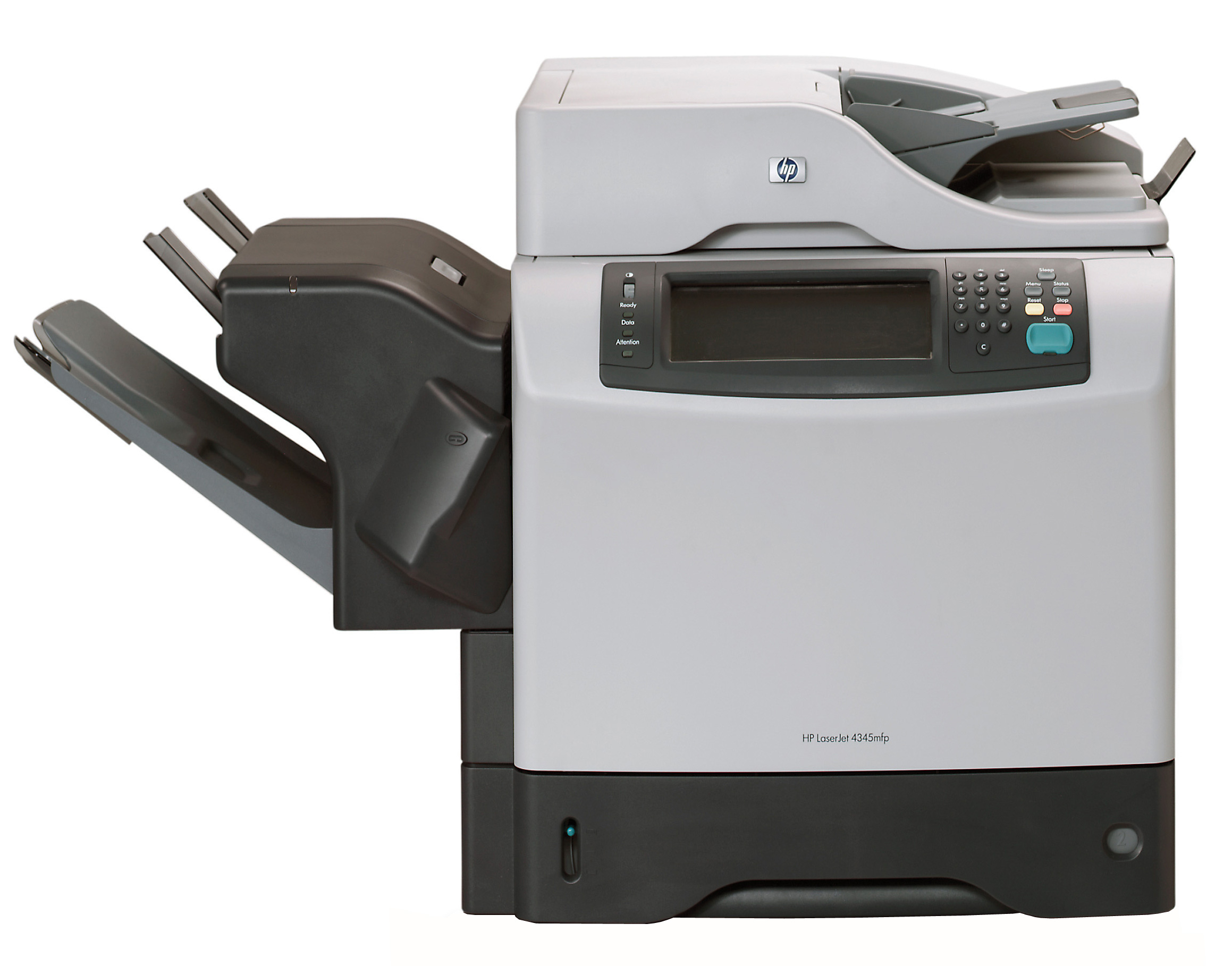 Hp Laserjet 4345x Mfp Printer Reconditioned 1100a Service Manual