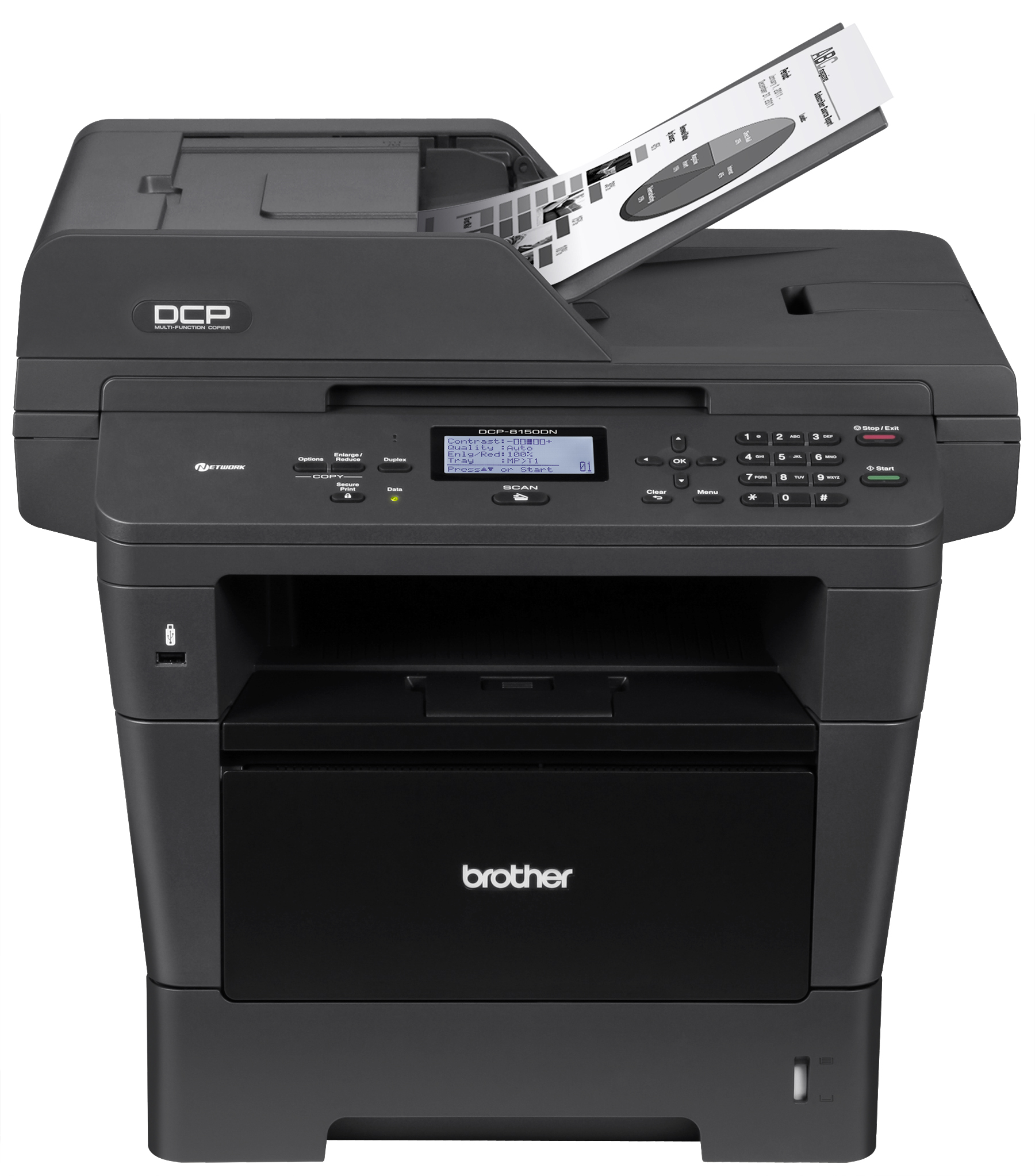 Download Driver: Brother DCP-8150DN XML Paper Specification Printer