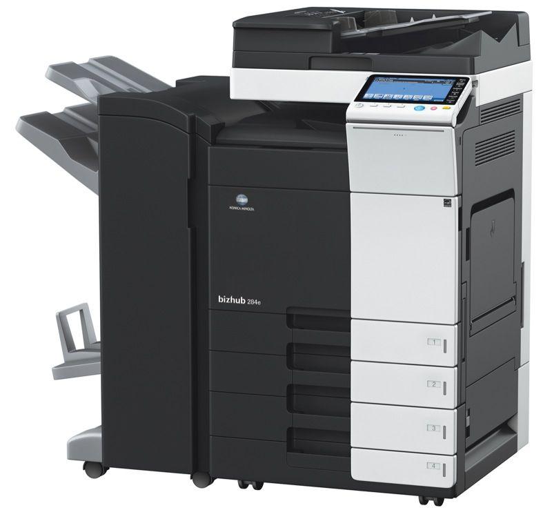 Konica Minolta Bizhub C284e Color Printer PS Drivers