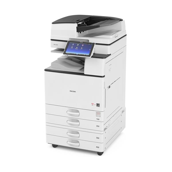 Ricoh Mp 4055sp B Amp W Multifunction Printer Copyfaxes