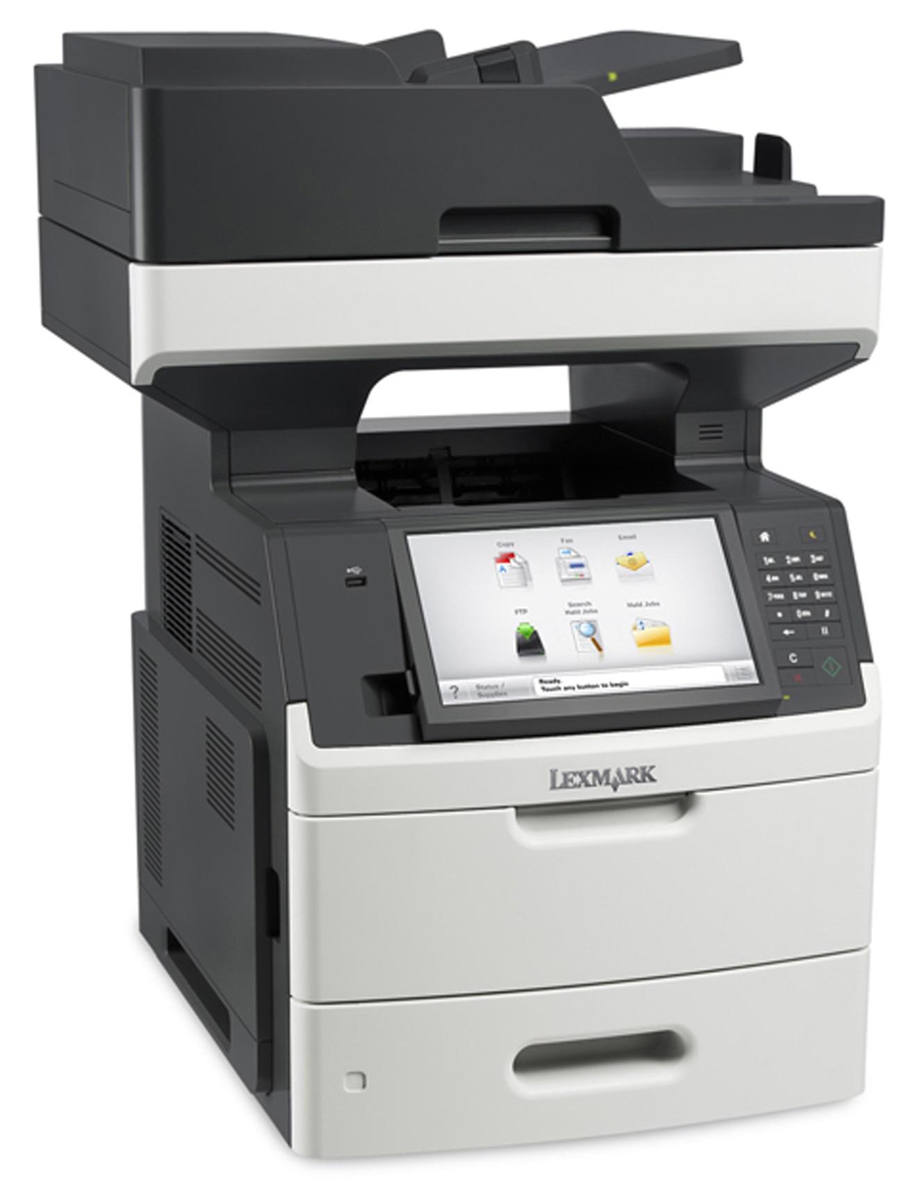 Driver for Lexmark MS610dte Printer Universal PCL5e