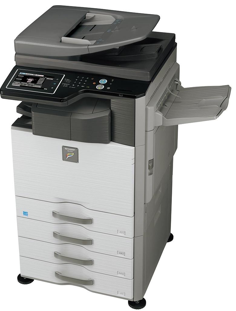 Sharp MX-M42N Copier RECONDITIONED - CopyFaxes