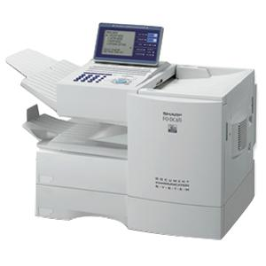 sharp f0 dc535 reconditioned fax machine sharp 535 sharp fodc535 rh copyfaxes com sharp fax error codes manual Sharp Fax Machine